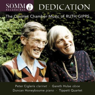 Photo No.1 of Dedication - The Clarinet Chamber Music of Ruth Gipps