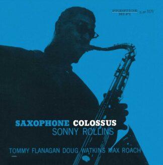 Photo No.1 of Sonny Rollins: Saxophone Colossus (Rudy Van Gelder Remaster)