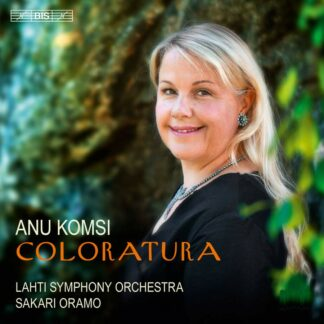 Photo No.1 of Anu Komsi - Coloratura