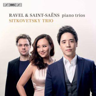 Photo No.1 of Ravel & Saint-Saëns: Piano Trios
