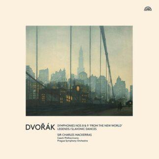 Photo No.1 of Antonin Dvořák Symphonies Nos 8 & 9, Legends, Slavonic Dances (Limited Vinyl Edition 180g)