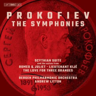 Photo No.1 of Sergei Prokofiev: The Symphonies