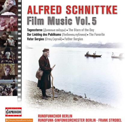 Photo No.1 of Alfred Schnittke: Film Music Vol. 5