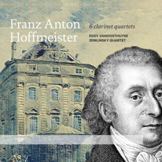 Photo No.1 of Franz Anton Hoffmeister: 6 Clarinet Quintets