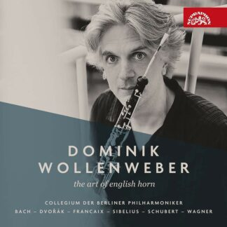 Photo No.1 of Dominik Wollenweber - The Art of English Horn