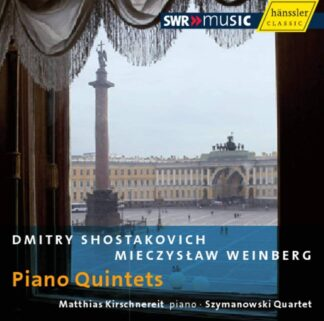 Photo No.1 of Mieczyslaw Weinberg & Dmitry Shostakovich: Piano Quintets