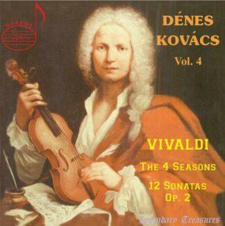 Photo No.1 of Denes Kovacs - Legendary Treasures Vol.4
