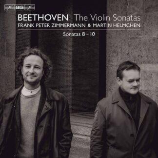 Photo No.1 of Beethoven: The Violin Sonatas Vol. 3 (Sonatas 8-10)