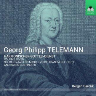 Photo No.1 of Georg Philipp Telemann: Harmonischer Gottes-Dienst, Vol .7