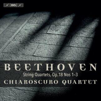 Photo No.1 of Beethoven: String Quartets, Op. 18 Nos. 1-3