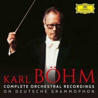 Photo No.1 of Karl Böhm - Complete Orchestral Recordings on Deutsche Grammophon