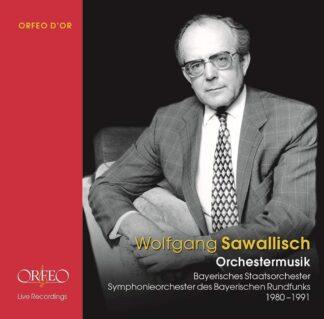 Photo No.1 of Wolfgang Sawallisch - Orchestermusik