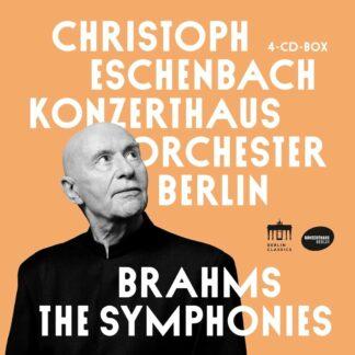Photo No.1 of Johannes Brahms: Symphonies Nos 1-4 (Cpmplete)