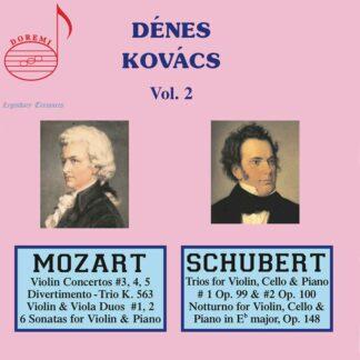 Photo No.1 of Denes Kovacs - Legendary Treasures Vol.2