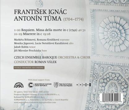 Photo No.2 of František Ignác Antonín Tůma: Requiem