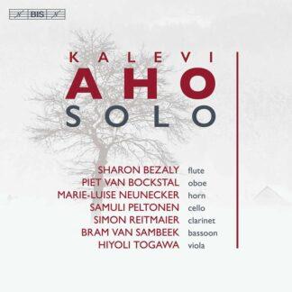 Photo No.1 of Kalevi Aho - Solo, Vol. 1