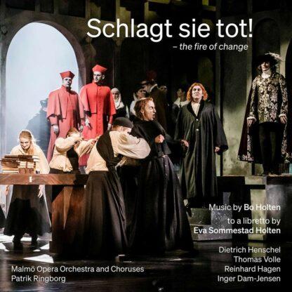 Photo No.1 of Bo Holten: Schlagt sie tot! (Opera in 2 Acts)