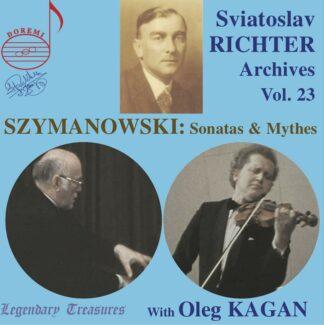 Photo No.1 of Sviatoslav Richter Archives Vol. 23