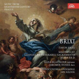 Photo No.1 of Šimon Brixi: Magnificat (Music from Eighteenth-Century Prague)