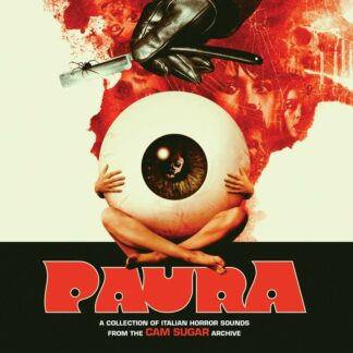 Photo No.1 of Paura: A Collection Of Italian Horror Sounds from The CAM SUGAR Archive