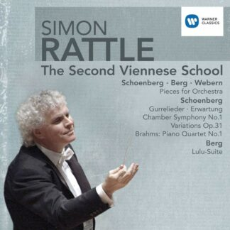 Photo No.1 of Simon Rattle - The Second Viennese School