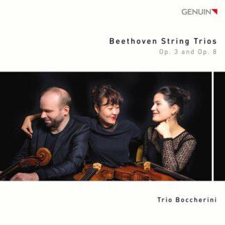 Photo No.1 of Ludwig van Beethoven: String Trios Op. 3 & 8
