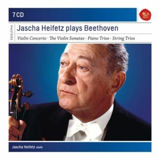 Photo No.1 of Ludwig van Beethoven: Jascha Heifetz plays Beethoven