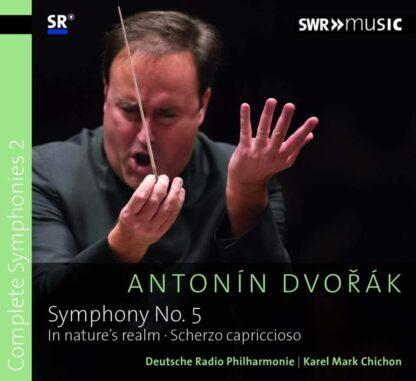 Photo No.1 of Dvorak: Complete Symphonies Vol. 2