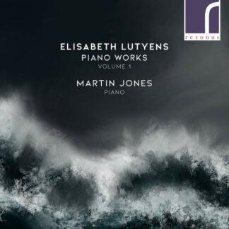 Photo No.1 of Elisabeth Lutyens: Piano Works, Vol. 1