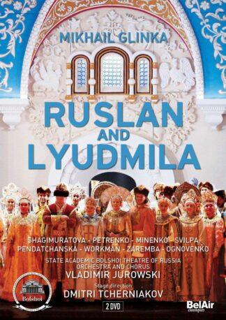 Photo No.1 of Michael Glinka: Ruslan and Lyudmila