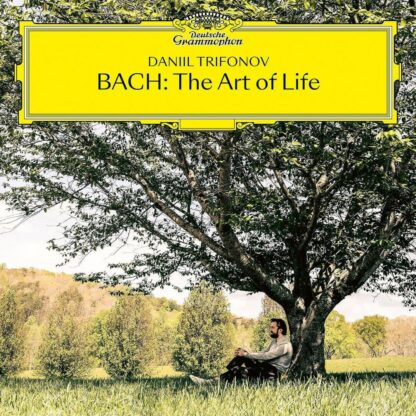 Photo No.1 of Daniil Trifonov - Bach: The Art of Life