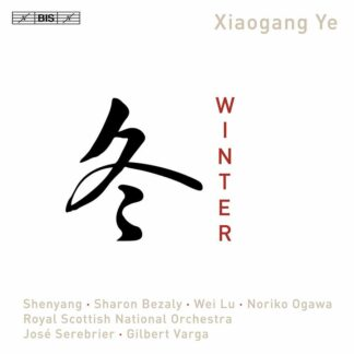 Photo No.1 of Xiaogang Ye: Winter (Orchestral Works)
