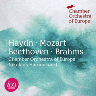 Photo No.1 of Nikolaus Harnoncourt & Chamber Orchestra of Europe - Haydn / Mozart / Beethoven / Brahms