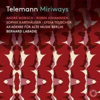 Photo No.1 of Georg Philipp Telemann: Miriways