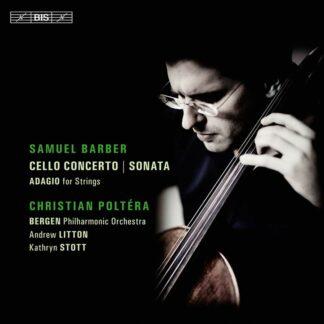 Photo No.1 of Samuel Barber: Cello Concerto & Sonata
