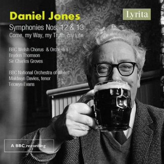 Photo No.1 of Daniel Jones: Symphonies Nos. 12, 13 & Come, my Way, my Truth, my Life