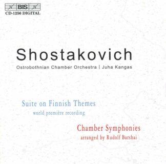 Photo No.1 of Dmitri Shostakovich - Suite on Finnish Themes