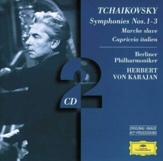 Photo No.1 of Tchaikovsky: Symphonies 1, 2, 3, Marche Slave, Capriccio Italien