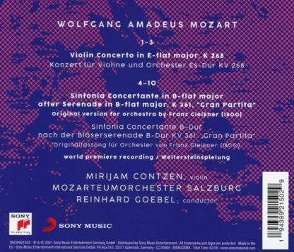 Photo No.2 of New Mozart