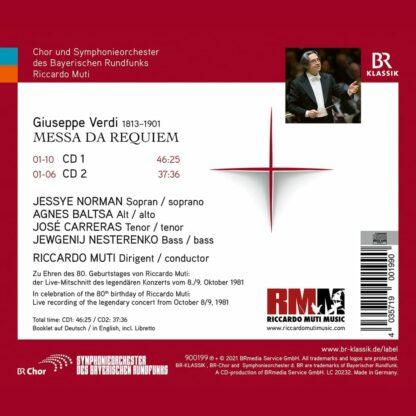 Photo No.2 of Giuseppe Verdi: Messa Da Requiem