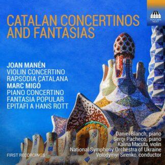Photo No.1 of Marc Migó & Joan Manén: Catalan Concertinos and Fantasías