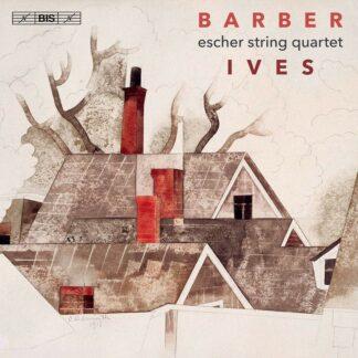 Photo No.1 of Samuel Barber & Charles Ives - String Quartets